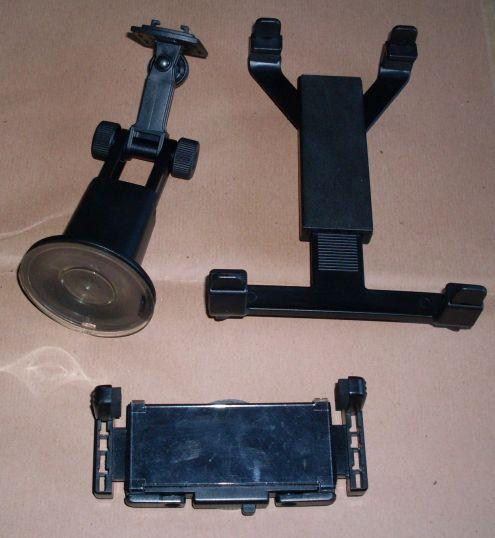 supporto per auto tablet Ipad e supporto per smartphone usato  Bari