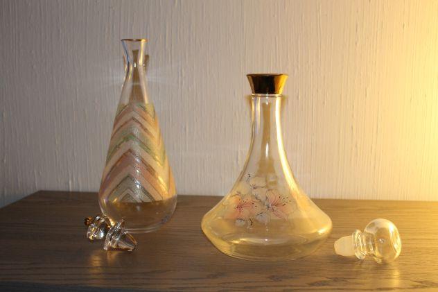 Bottiglie VINTAGE Da Vino o Liquore - Foto 2