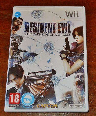 Gioco Resident Evil Darkside Chronicles Wii ITALIANO Capcom Nintendo Ita wii u