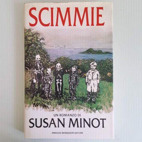 Scimmie - Un romanzo di Susan Minot