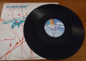 Glenn Frey - The Heat Is On - 45 Maxisingle - Foto 2