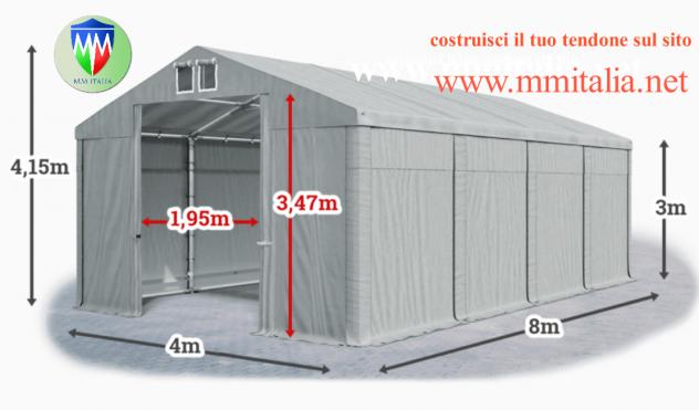 Coperture per protezione Camper Roulotte 4 x 8 prezzi eccezionali - Foto 5