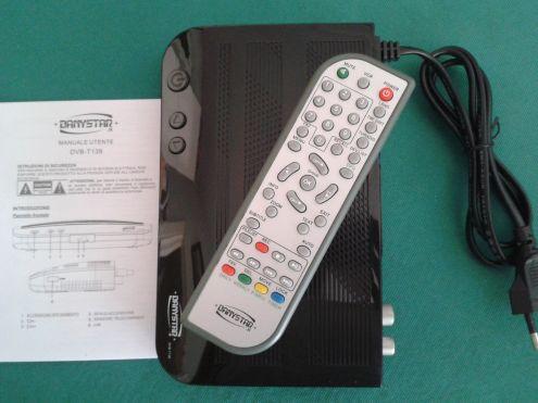 DECODER DIGITALE TERRESTRE CHE REGISTRA PROGRAMMI TV SU USB - Foto 4