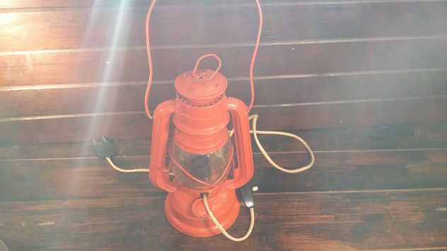 V264 riuso lampada lanterna V65 Frowo n. 65