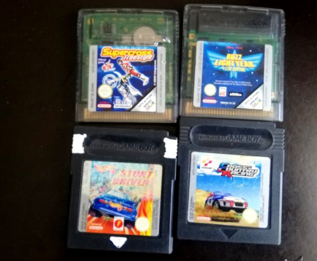 Videogiochi per GAME BOY Nintendo