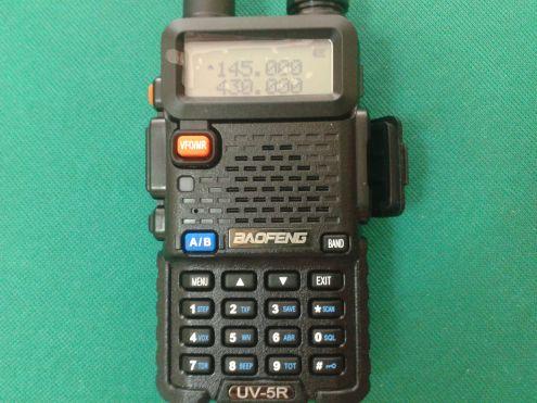 RADIO RICETRASMITTENTE DUAL BAND BAOFENG UV-5R VHF UHF - Foto 3