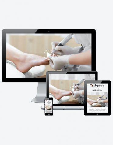 Video Corso Online di Pedicure con Fresa  www.oligenesi.it