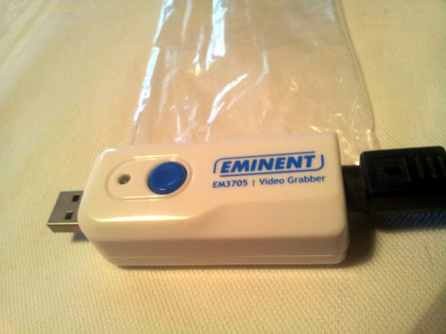 Eminent EM 3705 Usb Video Grubber nuovo - Foto 5