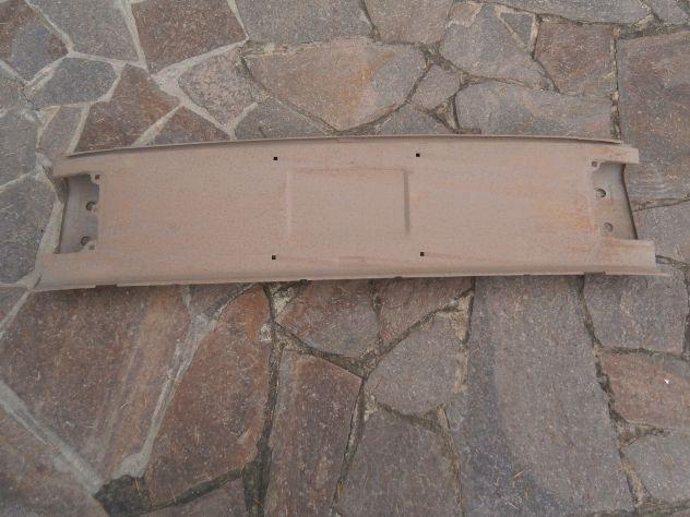 Traversa posteriore Autobianchi a112 Abarth Elegant (anni 69-76) NUOVA