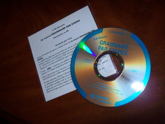 La nuova grammaire par etapes E.D. cd allegato