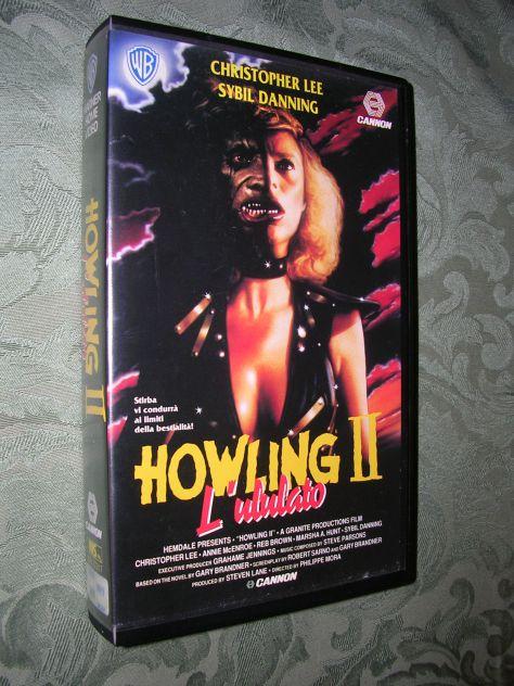 HOWLING II-L'ULULATO II