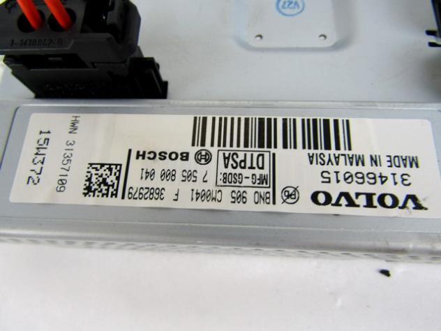 31466015 SCHERMO DISPLAY RADIO COMPUTER DI BORDO 6 POLLICI VOLVO V40 2.0 90 … - Foto 2
