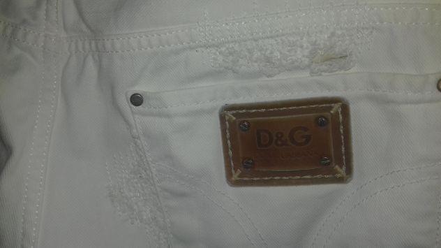 Pantaloni jeans Dolce e Gabbana