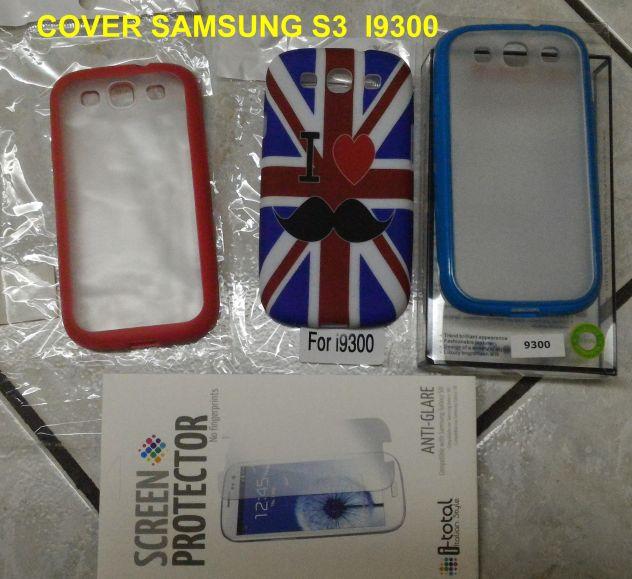 Cover per samsung s3 I9300