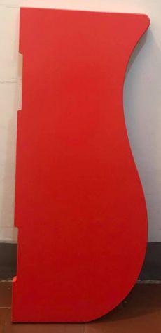 Due Mensole Colorate Rossa E Blu Ideali Per Cameretta Annunci