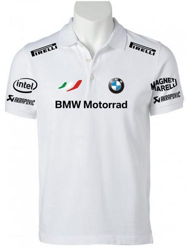 POLO BMW MOTORRAD VARI COLORI TAGLIE S M L XL XXL GS ANCHE IN T-SHIRT E FELPA