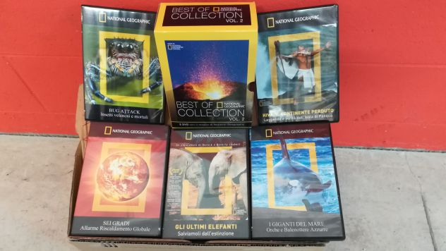 Best of collection Vol.2 - National Geographic