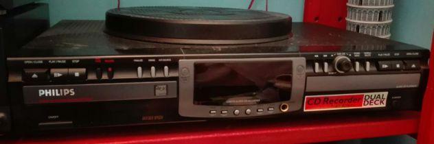 Lettore CD masterizzatore PHILIPS