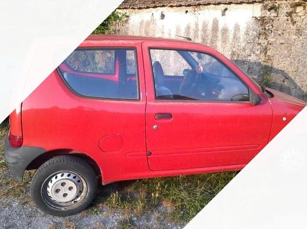 Fiat 600 - 2001