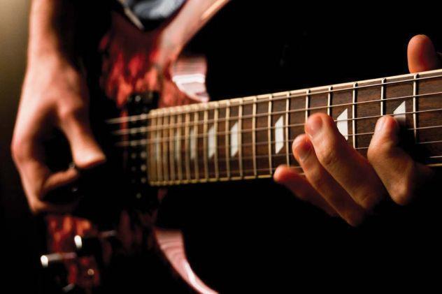 Lezioni di chitarra per principianti, intermedi o avanzati a Rimini