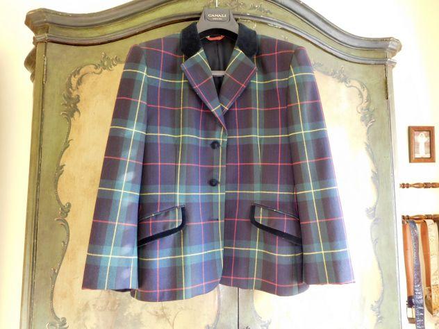 GIACCA DONNA TG. 42 DESIGNER MASSIMO REBECCHI, 100% in pura lana,made in Italy