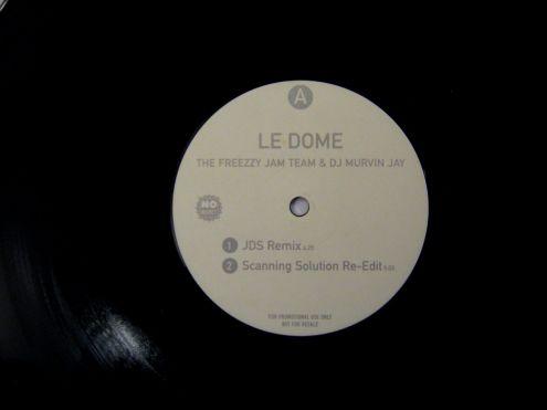 45 rpm (EP) del 1998-Le Dome-The Freezzy Jam Team & DJ Murvin Jay - Foto 3