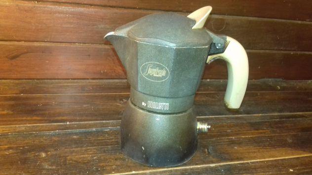 C208 riuso caffettiera Segafredo Bialetti 3tz