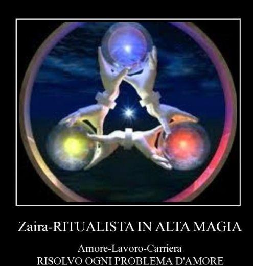 Consulente Esoterica, Potenti Ritualistiche, Max serietà.380.1552093