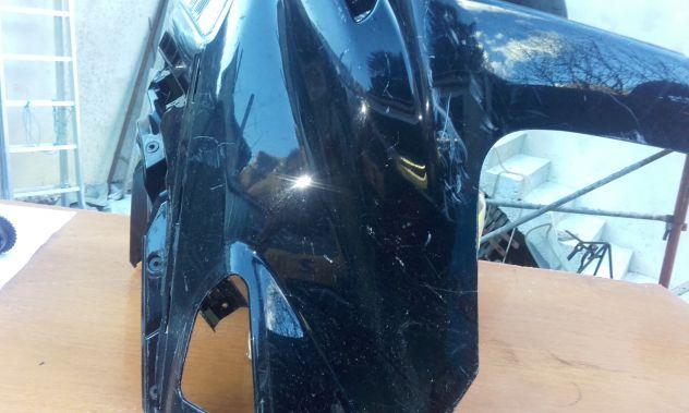 Scudo anteriore completo di faro yamaha majsty 250 - Foto 3