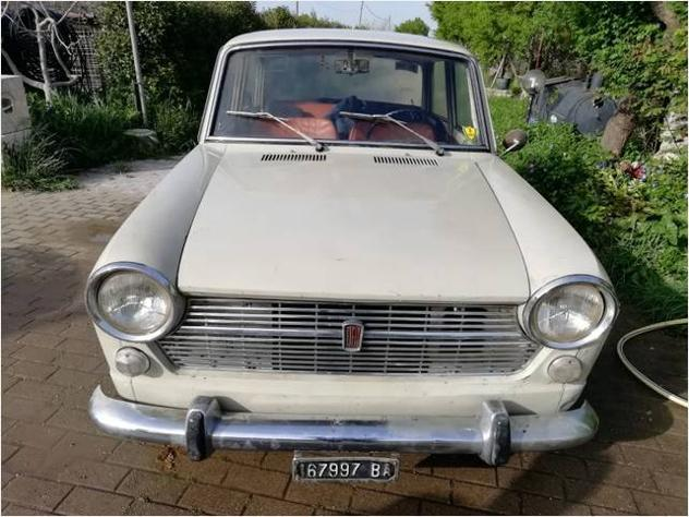 Fiat 1100 Fiat 1100R 1966 - Foto 5