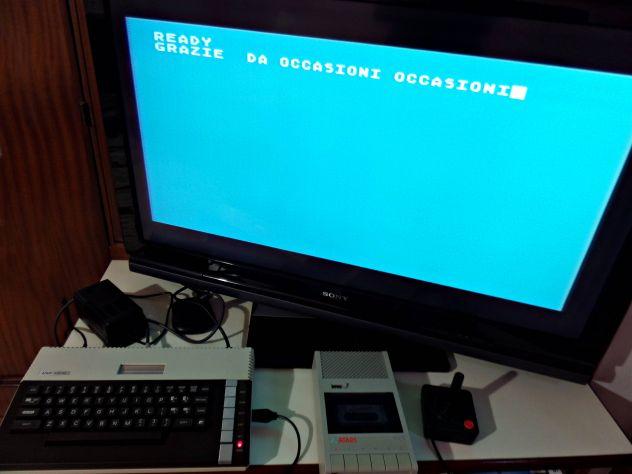 Atari 800XL (anno 1983) completo (perfetto e funzionante) RARO! - Foto 5