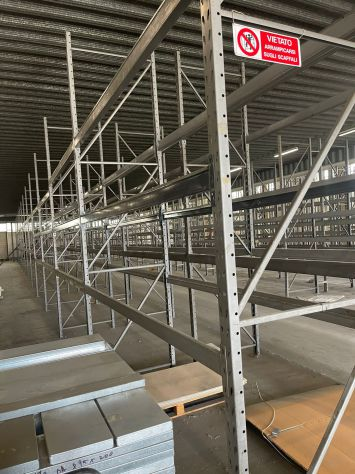 Gamma usata di scaffali industriali - Foto 3