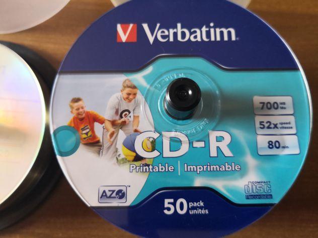 (15) DVD+R..............(41)CD-R...........Verbatim - Foto 2