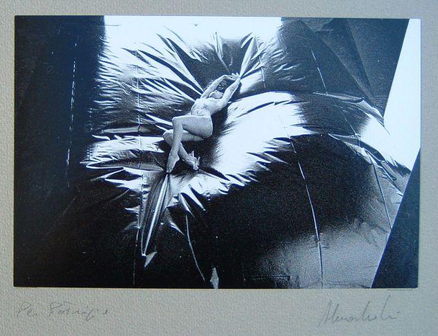 Tre storiche fotografie di Alessandro Gui del 1982