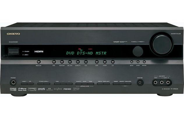 SINTOAMPLIFICATORE ONKYO TX-SR606 7.1 140Wx7 HDMI