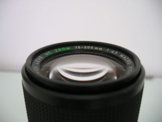 YASHICA MC ZOOM MACRO 75-200 mm. f/4.5 - Y/C - Foto 2