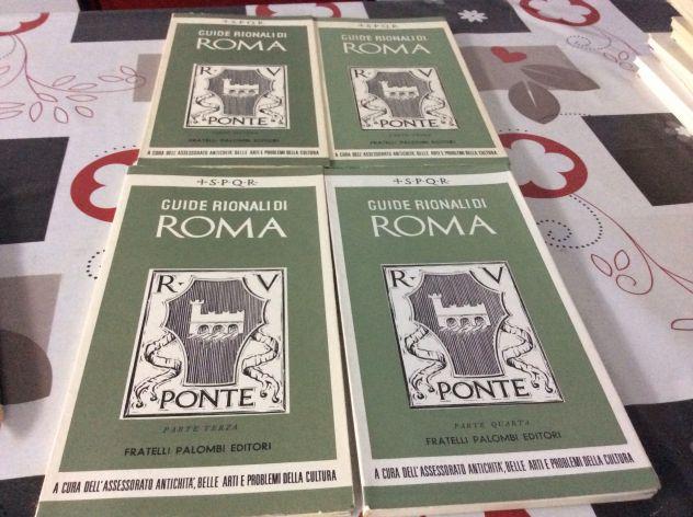 Guide Rionali di Roma, PONTE ( 4 vol.)