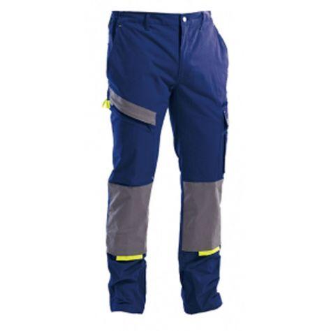 Pantaloni da Lavoro multitasche Elasticizzati (stretch) - Foto 6