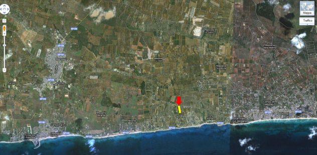 Terreno verde-attrezzato 500mt dal mare a Borraco (Manduria -TA) - Foto 7