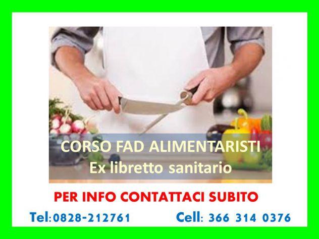 "Corso HACCP - ALIMENTARISTI (RISCHIO I II III ) ""ONLINE""  - IN TU …"