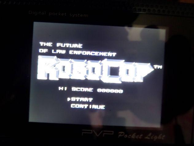 Console portatile 30 giochi retrò (super mario, ecc..) PVP Pocket 9 - Foto 5