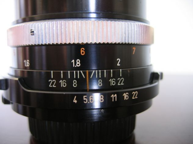 Carl Zeiss SUPER-DYNAREX 4/135mm. M42 - Foto 4