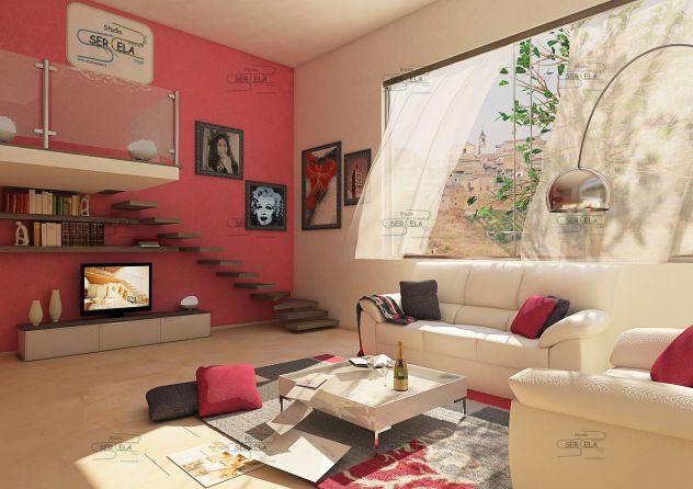 Architetto freelance - Modellazione e rendering architettura e design