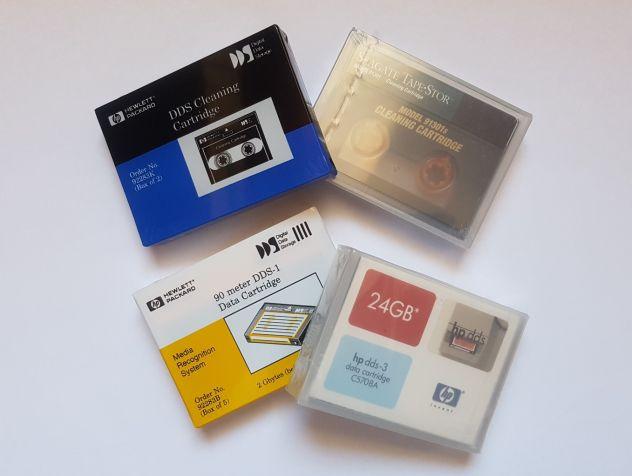 Cassette DDS-1, DDS-3 e puliscitestina NUOVE