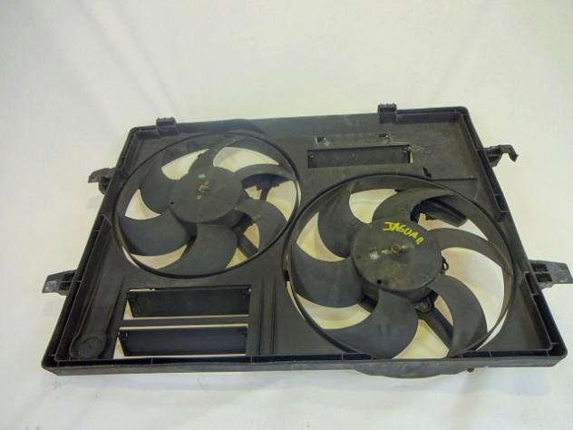 1X4H-8C607-AH ELETTROVENTOLA JAGUAR X-TYPE 2.0 96KW 5P D 5M (2003) RICAMBIO …