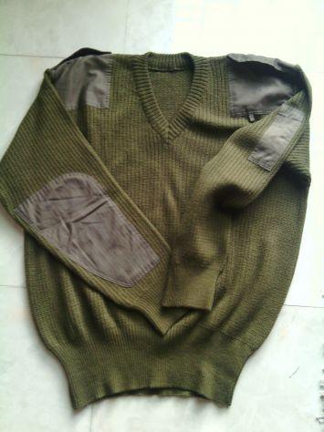 Maglione pullover esercito italiano