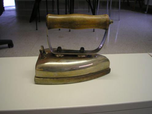 Ferro da stiro elettrico anni '50 elettrico