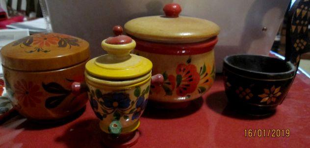 Originali souvenirs dalla Russia