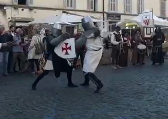 Scherma Medievale Castelli Romani - Foto 4