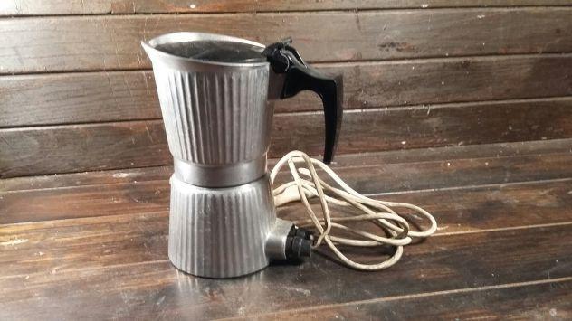 A43 caffettiera riuso Girmi elettrica
